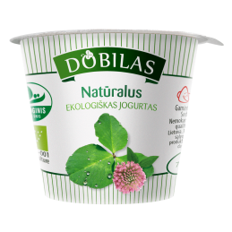 Ekologiškas jogurtas...