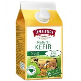 """Kefyras """"Žemaitijos"""" natūralus 2,5% rieb. 500 g"""